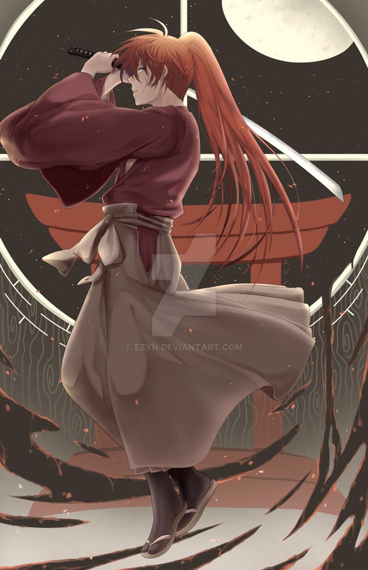Kenshin by Ezyn