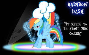 Rainbow Dash Wallpaper by PCS4DDT