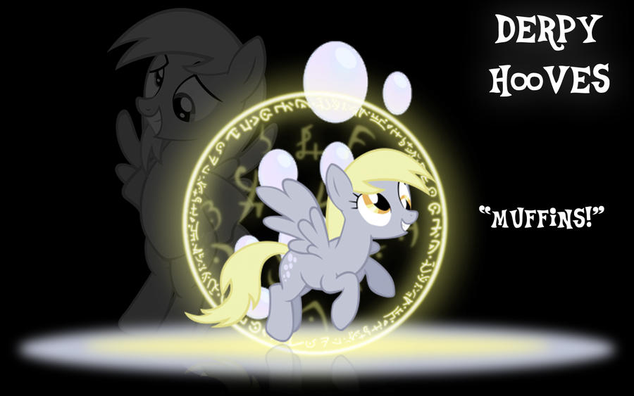 Derpy Hooves Wallpaper by PCS4DDT
