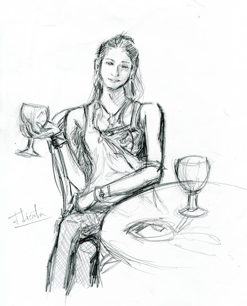 Portrait Lwise by Roddar