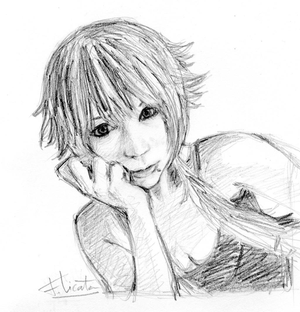 Portrait Krykry by Roddar