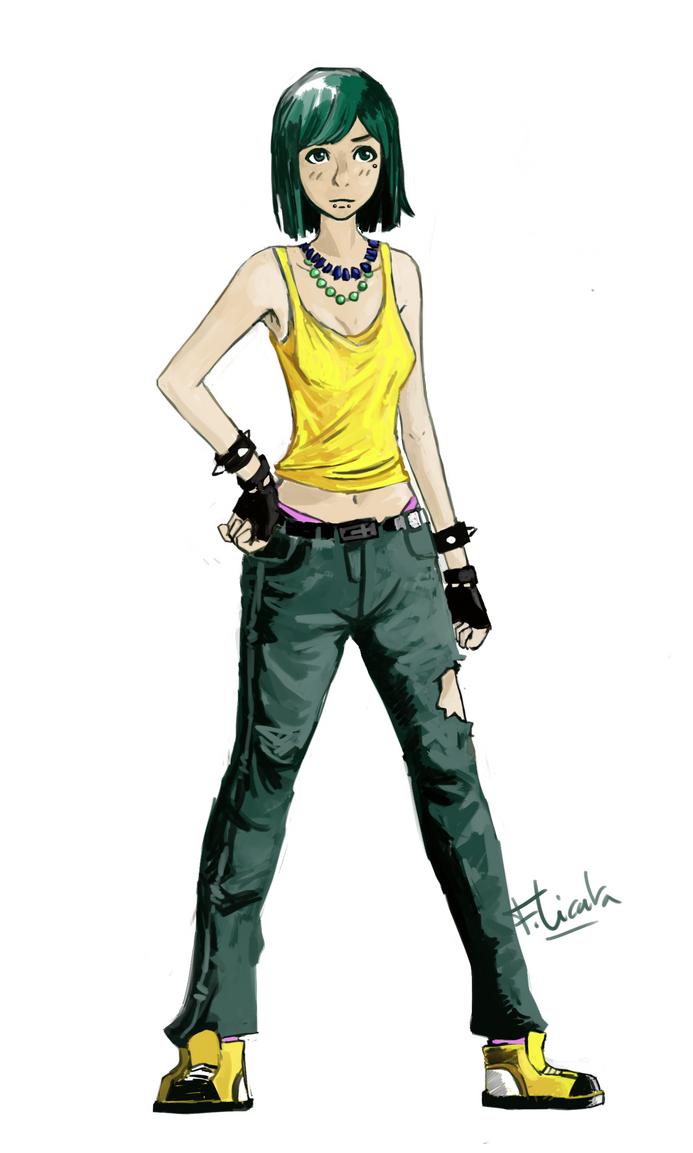 Punk by Roddar