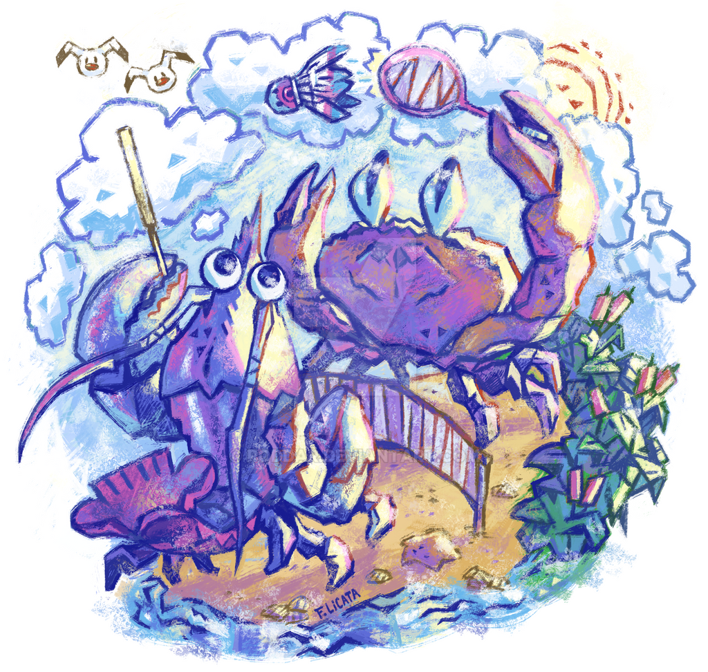 crabomard by Roddar
