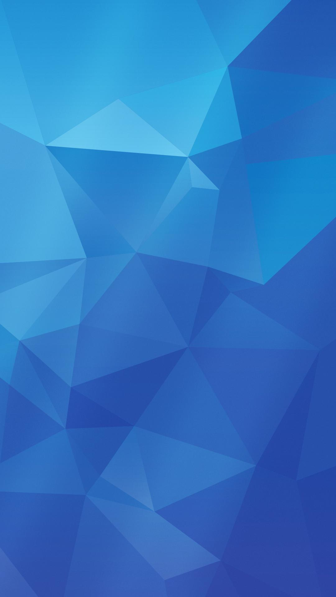 Samsung Galaxy S5 wallpaper   BLUE version