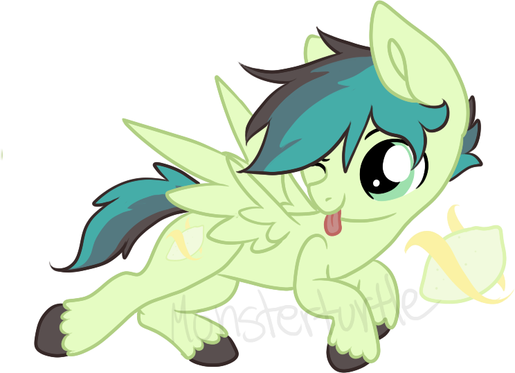 Lime Time by SecretMonsters