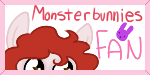 Monsterbunnies Stamp by LullabyPrince