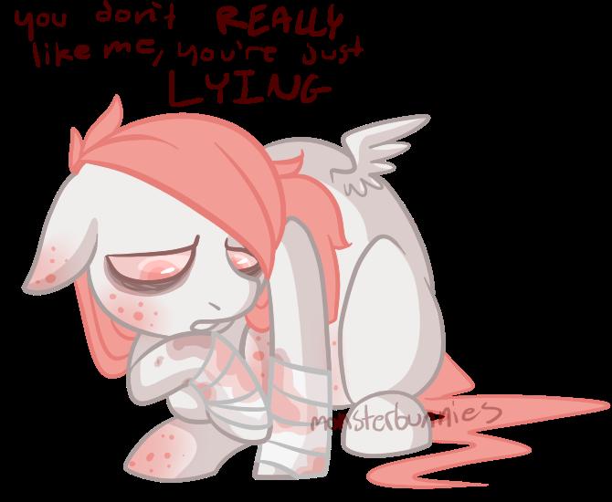 Liar by MonsterBunnies