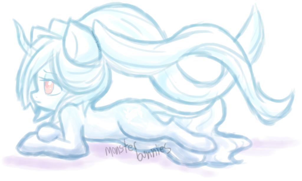 White Rabbit by SecretMonsters