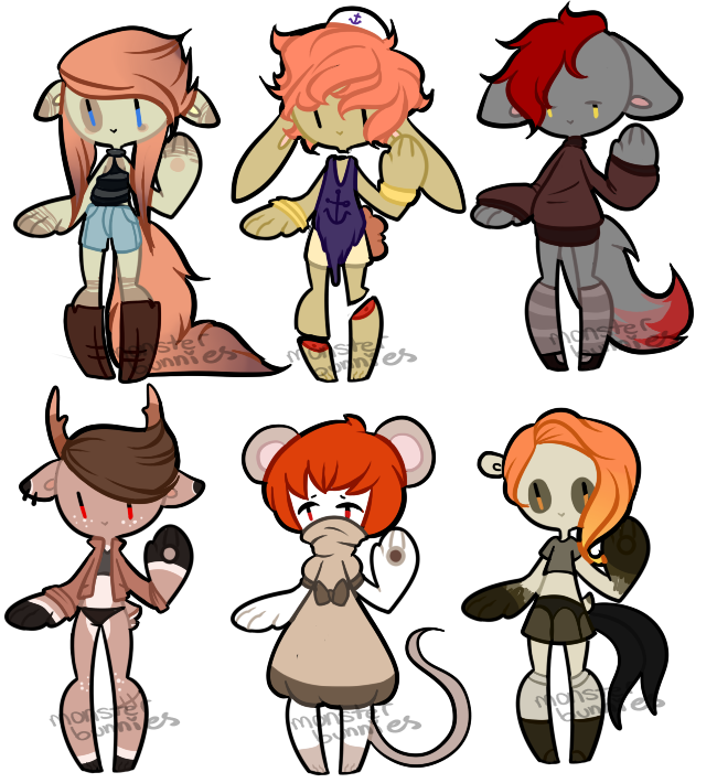 Wee adopts by SecretMonsters