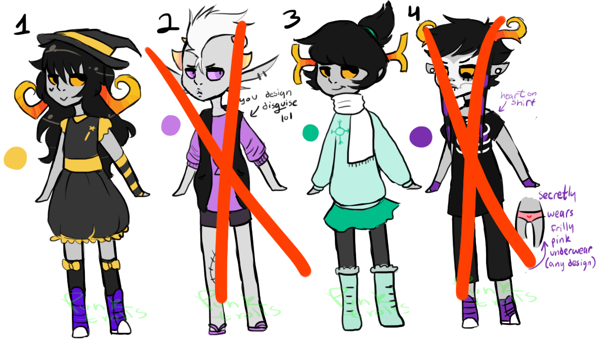 Buy two fantrolls by SecretMonsters