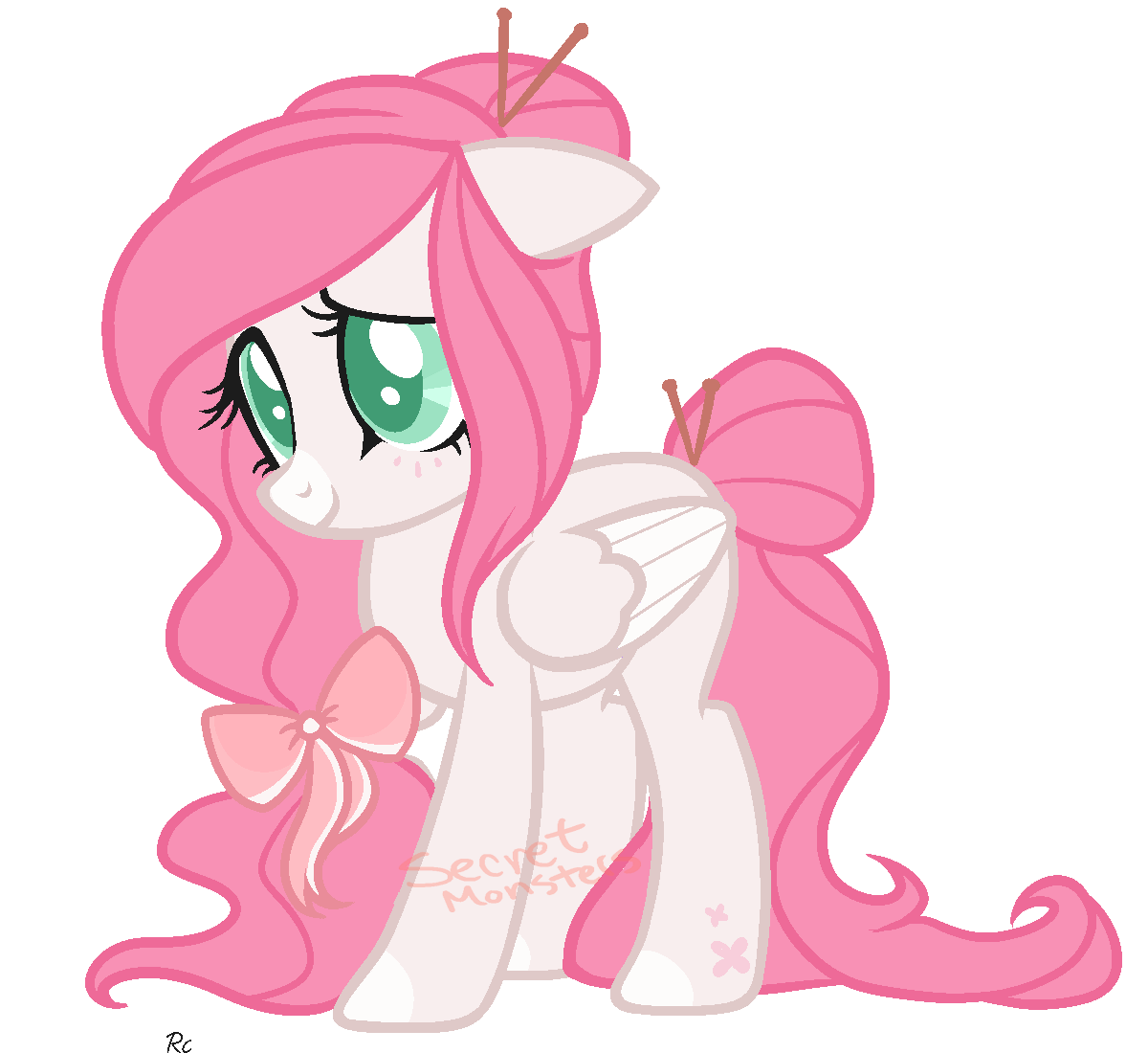 Sweet Rosie by SecretMonsters