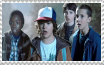 Stranger Things Stamp by LullabyPrince