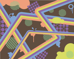 Abstract Vector Wallpaper