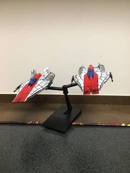 Red Squadron A Wings