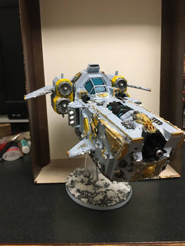 Stormwolf Gunship Bjorulf's Wrath