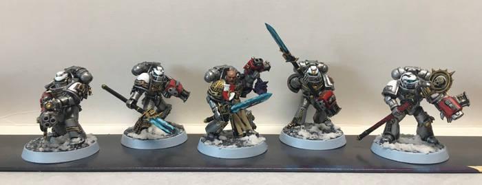 Purifier Squad Calidus