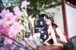 Dororo and Hyakkimaru Cosplay