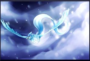 Icy Sky by RayCrystal