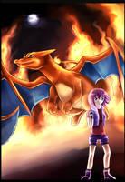 Burn by RayCrystal