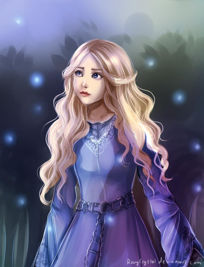 Aurora by RayCrystal