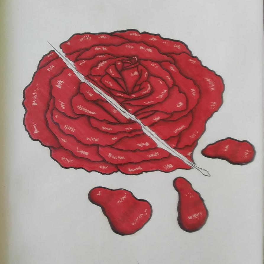 Rose Memory by Lulu-E
