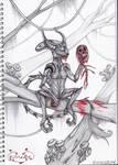 Fan Art on the alien franchise