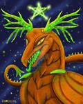 Dragon shaman by RimmOlki