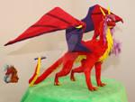 Red Dragon by RimmOlki