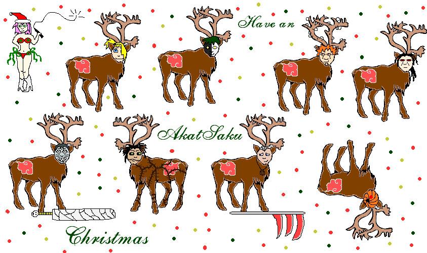 4570book Comet Santas Reindeer Clipart In Pack 5764