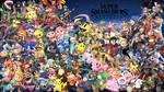 Super Smash Bros. Ultimate Wallpaper 1/25/20