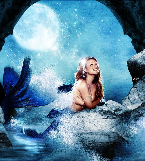 Аврора Blue_Siren_by_Queen_Uriel