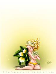 Spring Daughter by Queen-Uriel