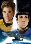 Reboot Star Trek