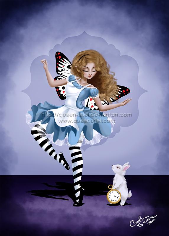 Wonderland-by-Queen-Uriel by Queen-Uriel