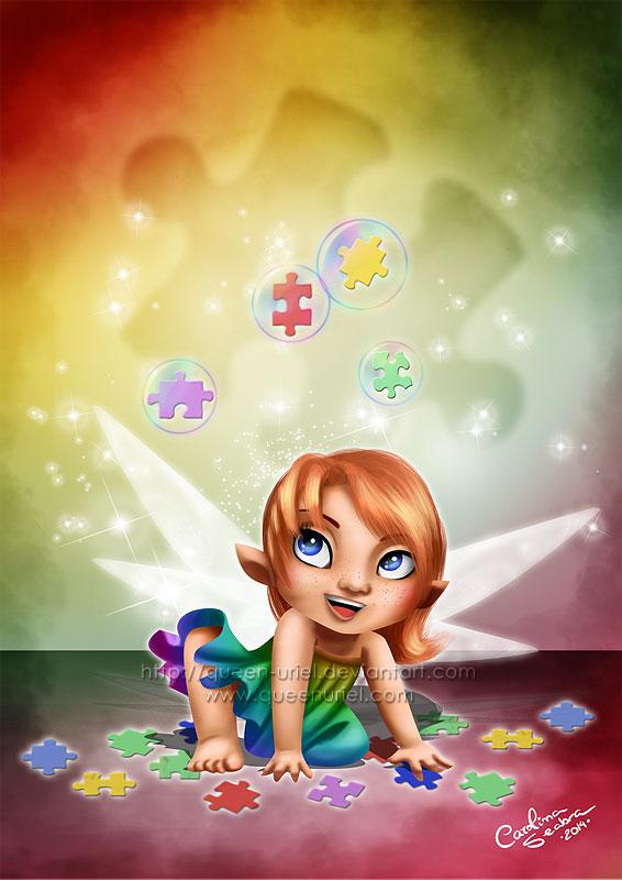 Autism Awareness by Queen-Uriel