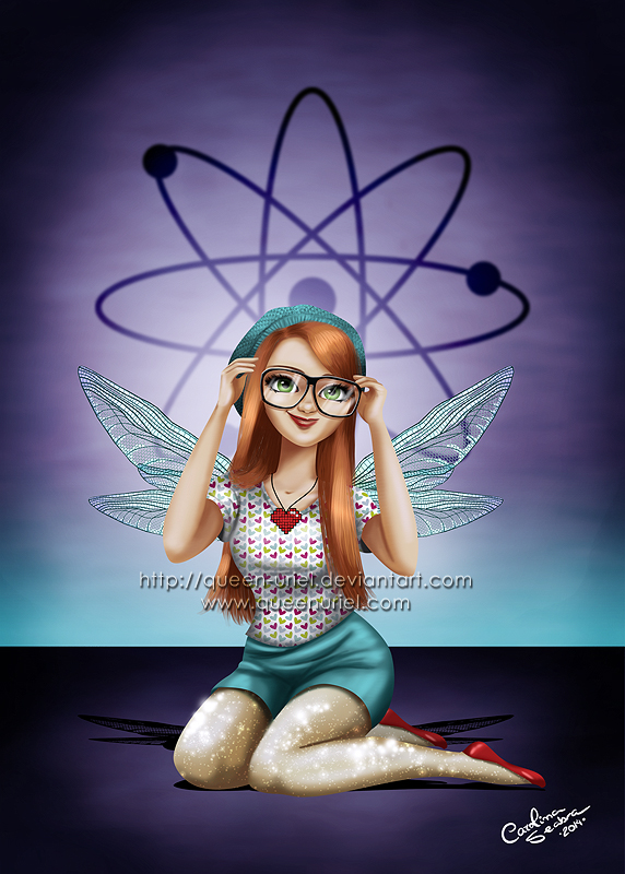 Geek and Proud by Queen-Uriel