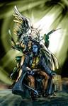 Nightcrawler and The Angel