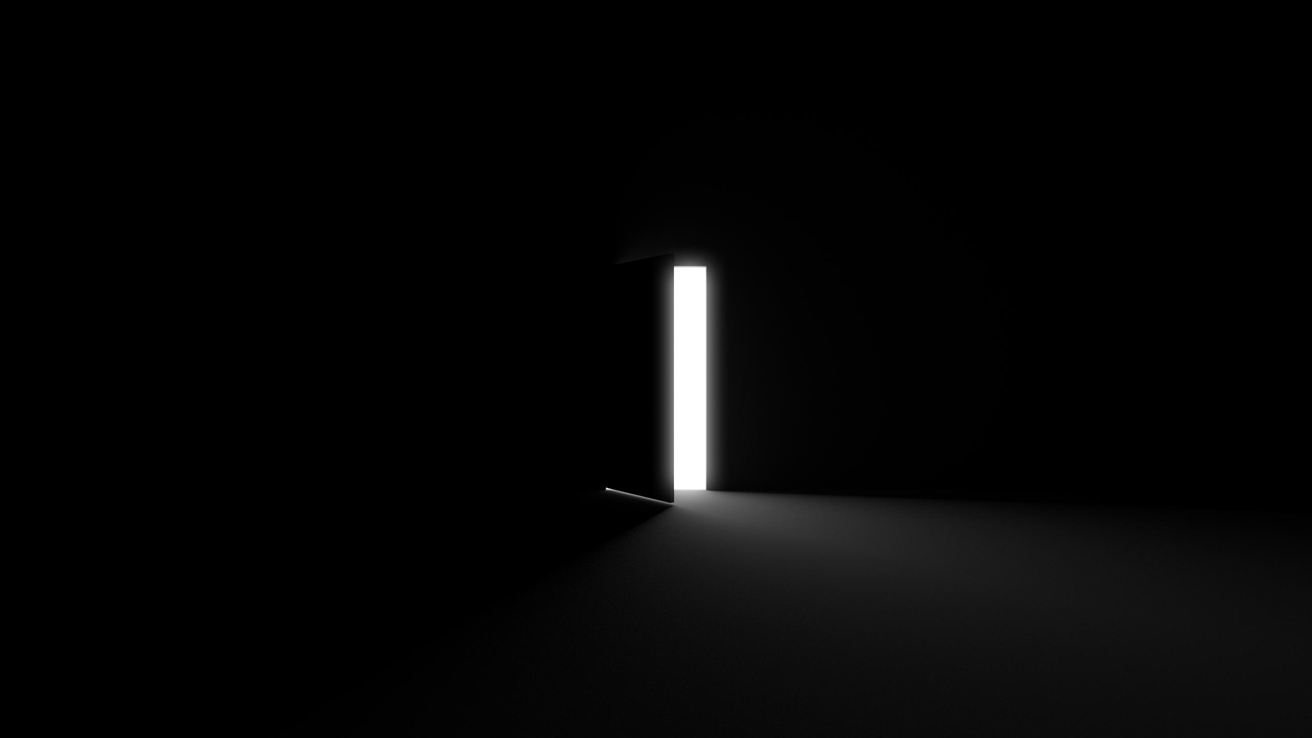Dark Door & Open Door Dark For Decor File Name HD Door And ...