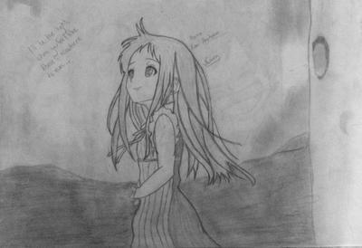 Ano Hana (Menma) by KaizokuNoGari