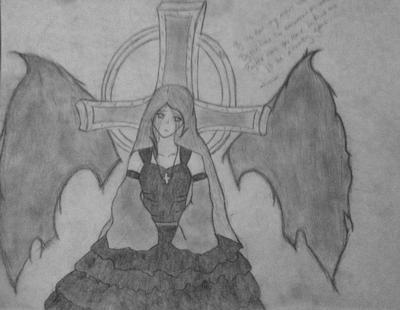Alisson Goth by KaizokuNoGari