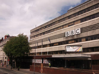 BBC Building by BattlePearl