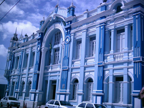 Natal's city hall