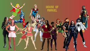 House of Marvel