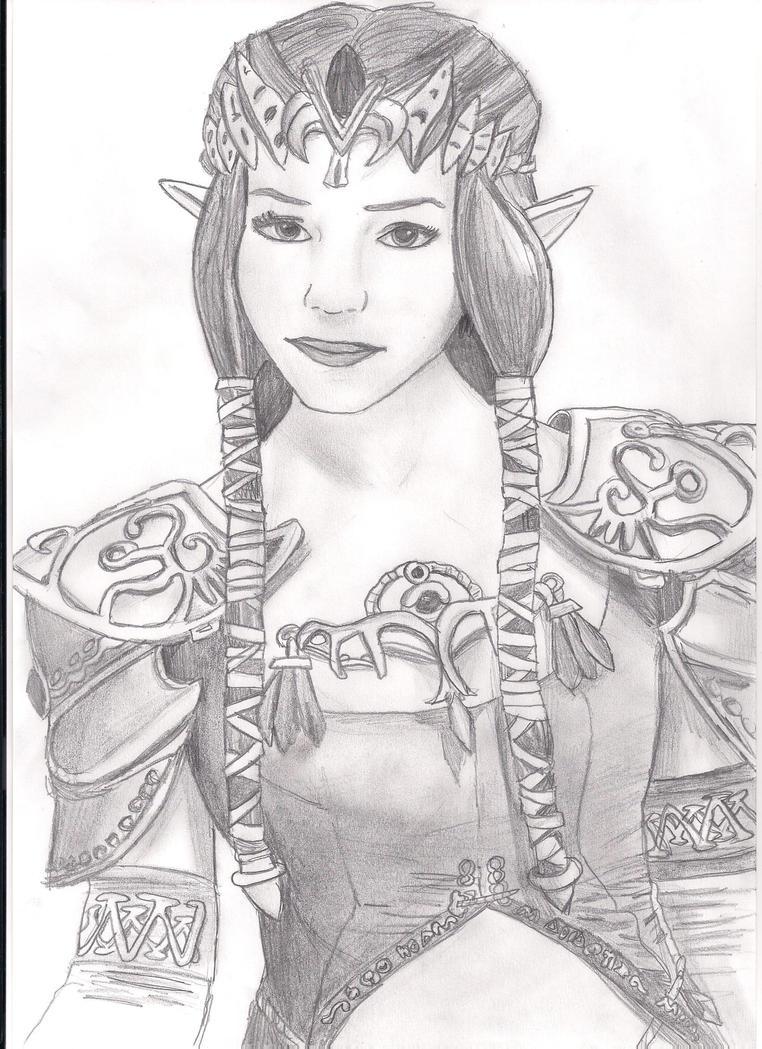 Zelda by ZeldaLikesMe