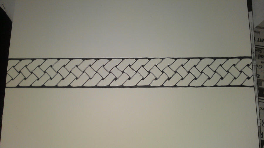 Simple KnotsSimple Celtic Knot Square