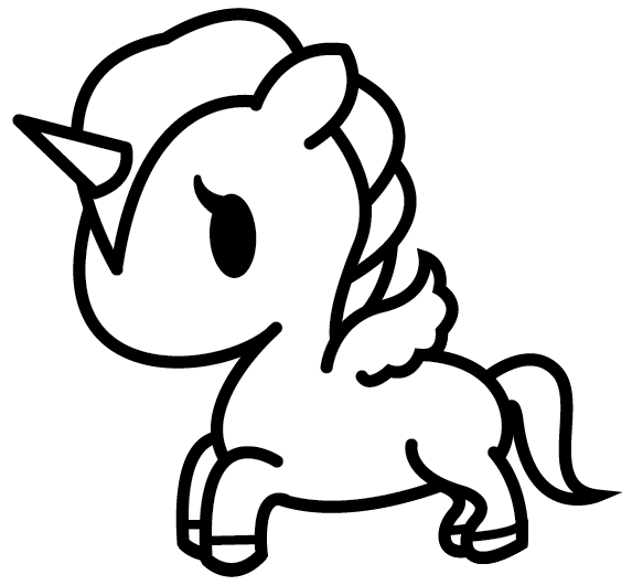tokidoki unicorno base by umbreon72 on deviantart