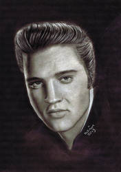 Elvis 2 by ADRIANSportraits