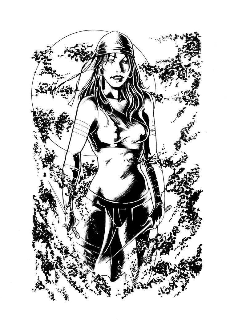 Elektra by darnet