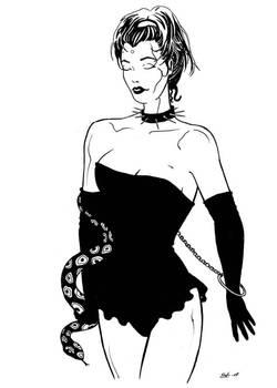 Queen of sin