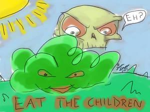 Eat the children?